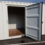 SelfStorage Stapper – Container-Lagerräume – Duisburg – 4,6 m² Abteil – Innenansicht 2, Self-Storage, Self Storage, Lagerraumvermietung