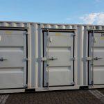 SelfStorage Stapper – Container-Lagerräume – Duisburg – 4,6 m² Abteil - Außenansicht, Self-Storage, Self Storage, Lagerraumvermietung