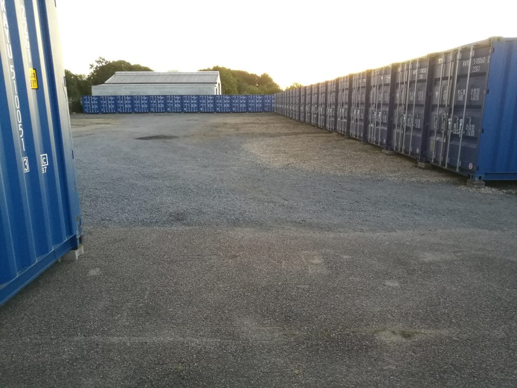 Self Storage Stapper Container Lageräume Nettetal Lobberich 24